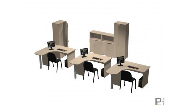 Купить мебель для офиса Киев