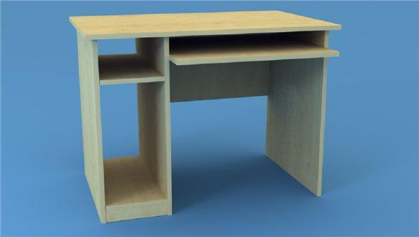 Стол компьютерный КС/1L (левый)
