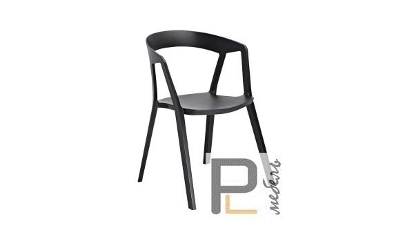 """Кресло """"Корнер"""" (черный)"""