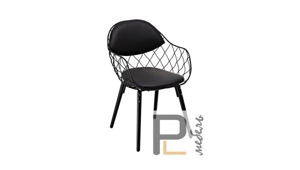 """Кресло """"Вики"""" (черный)"""