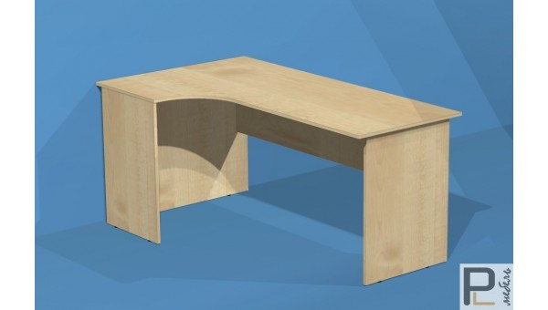 Стол угловой, левый СУ160/1-L