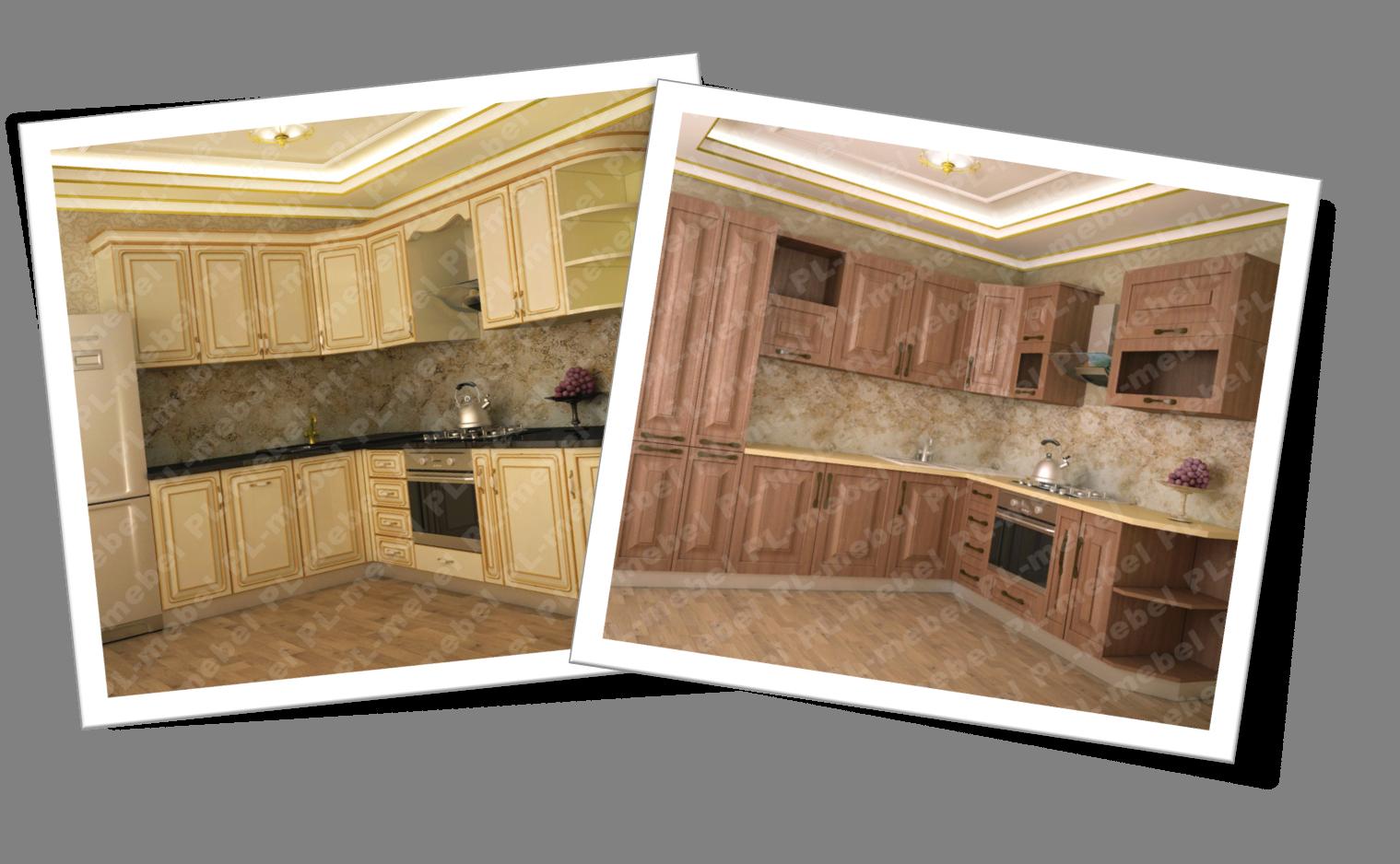 коллекция мебели для кухонь