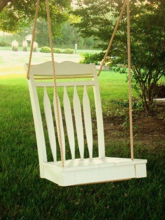 стул качель